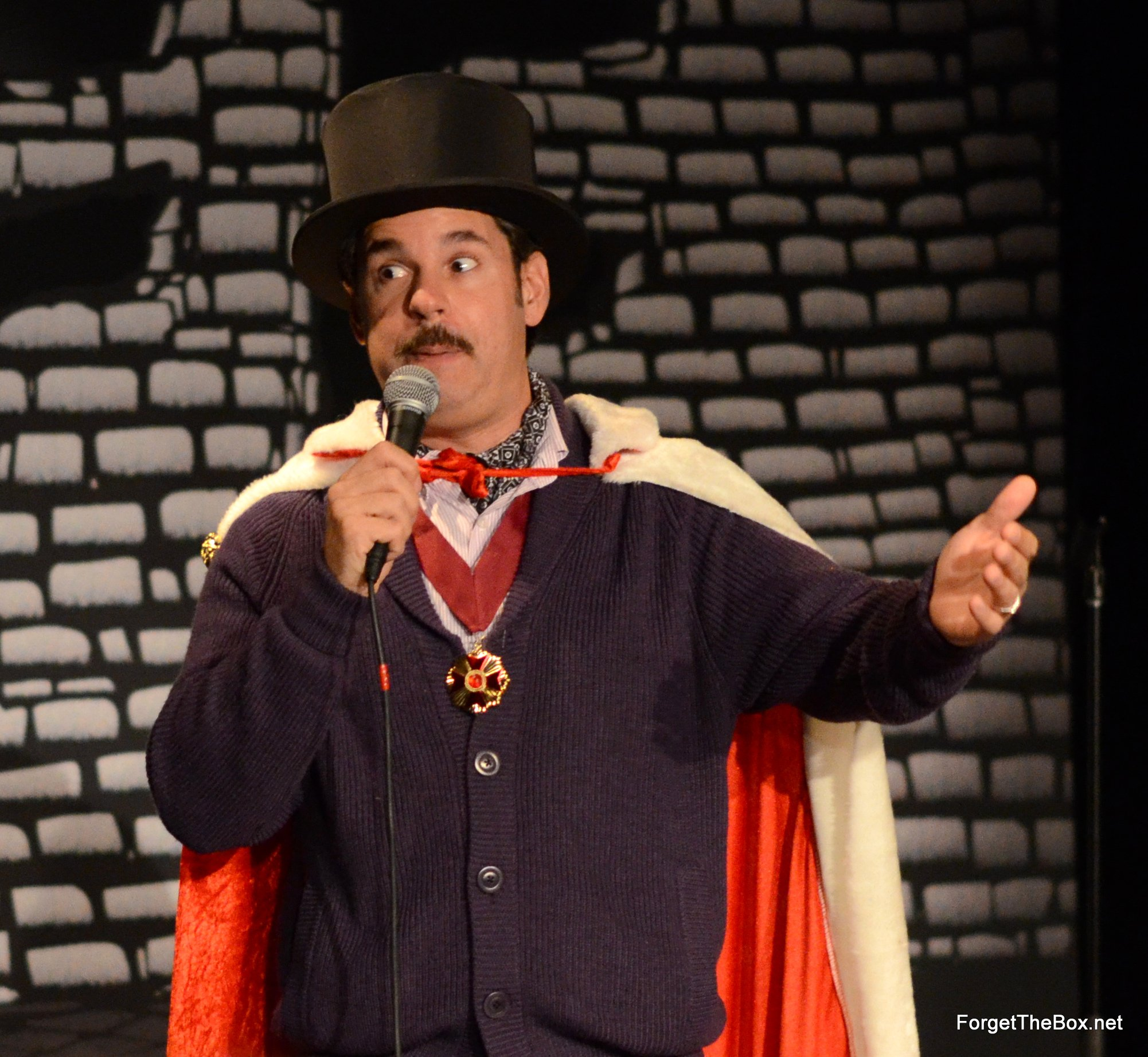 paul f tompkins off jfl