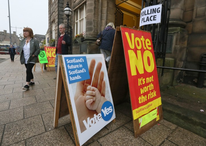edinburgh-polling-station