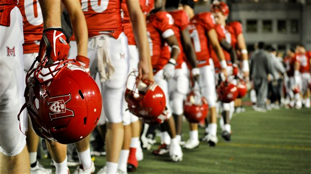 mcgill football
