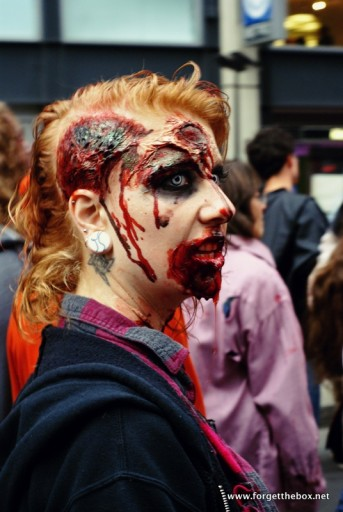 Zombie March 2014