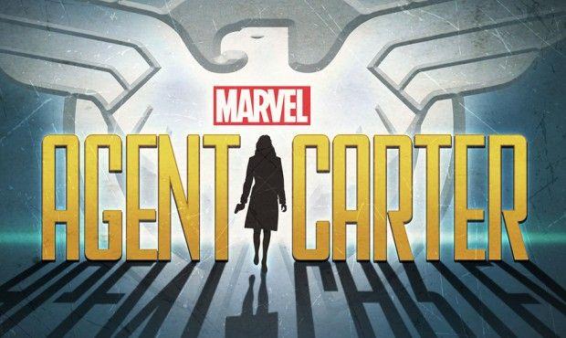 Agent Carter header