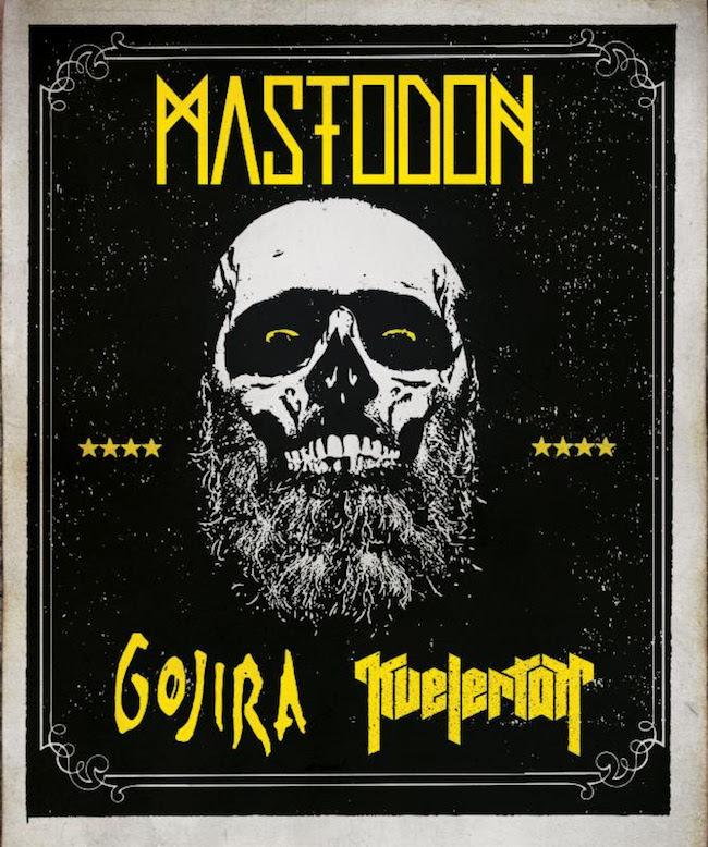 Mastodon-Gojira-Kvelertak-tour-2014