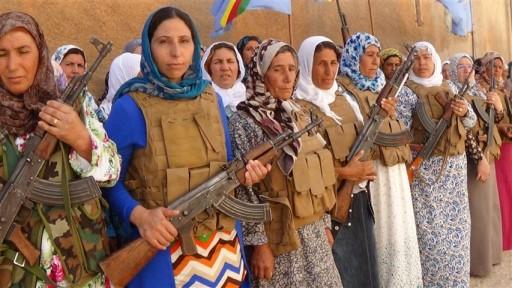 YPG-Kobane-kadınlar-