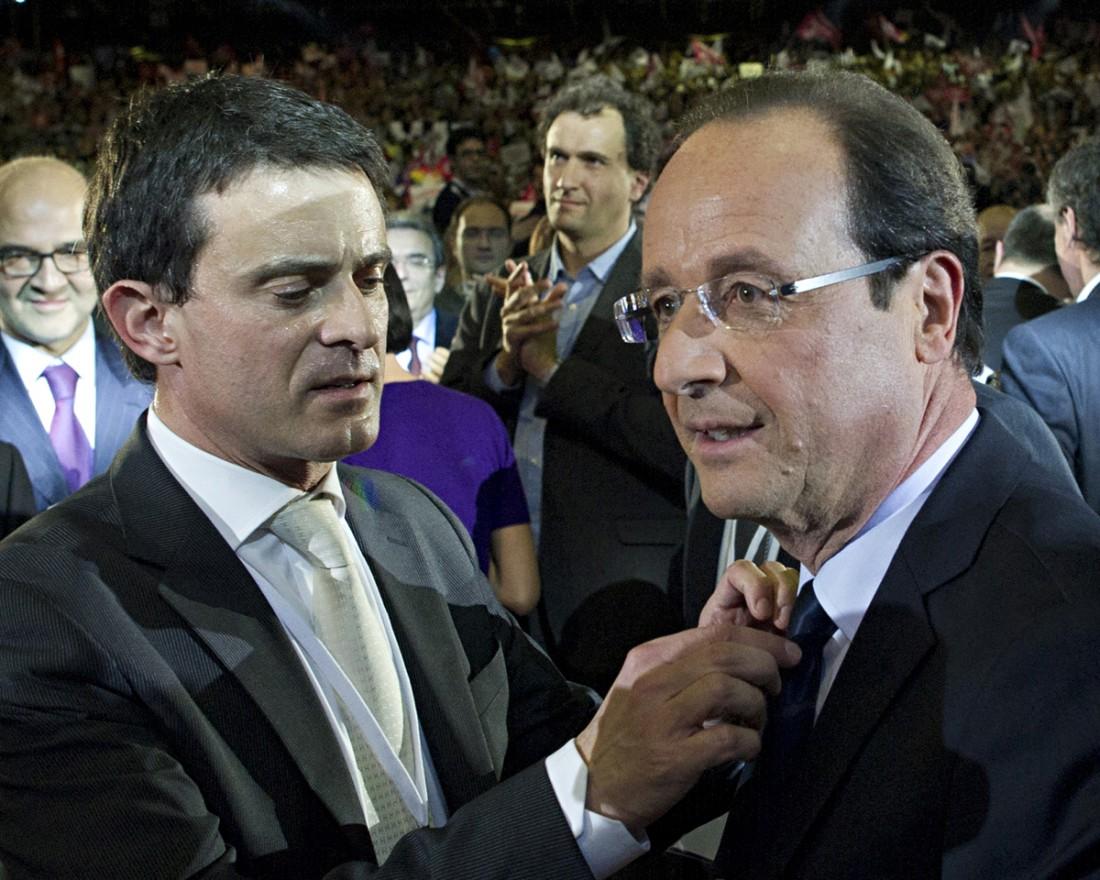 Hollande Vallis