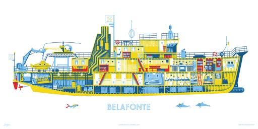 Belafonte print