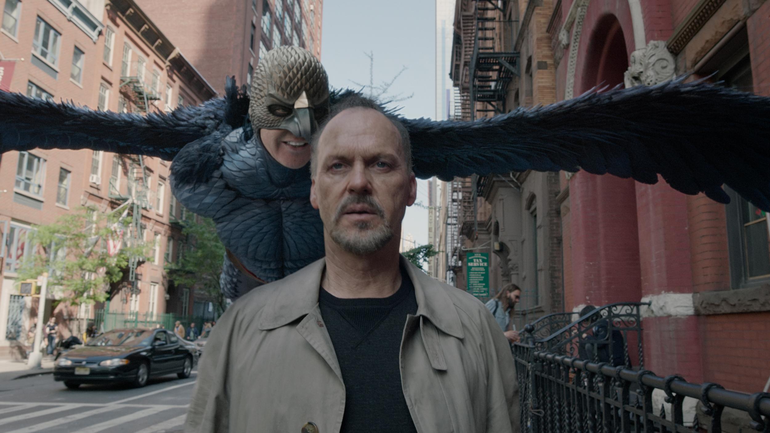 Birdman header