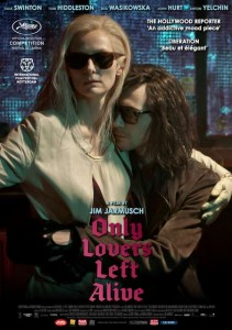 Only Lovers poster