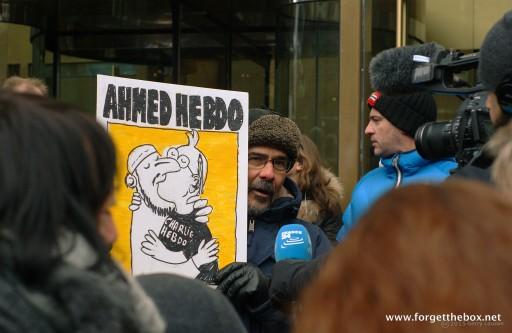 Charlie Hebdo Sunday
