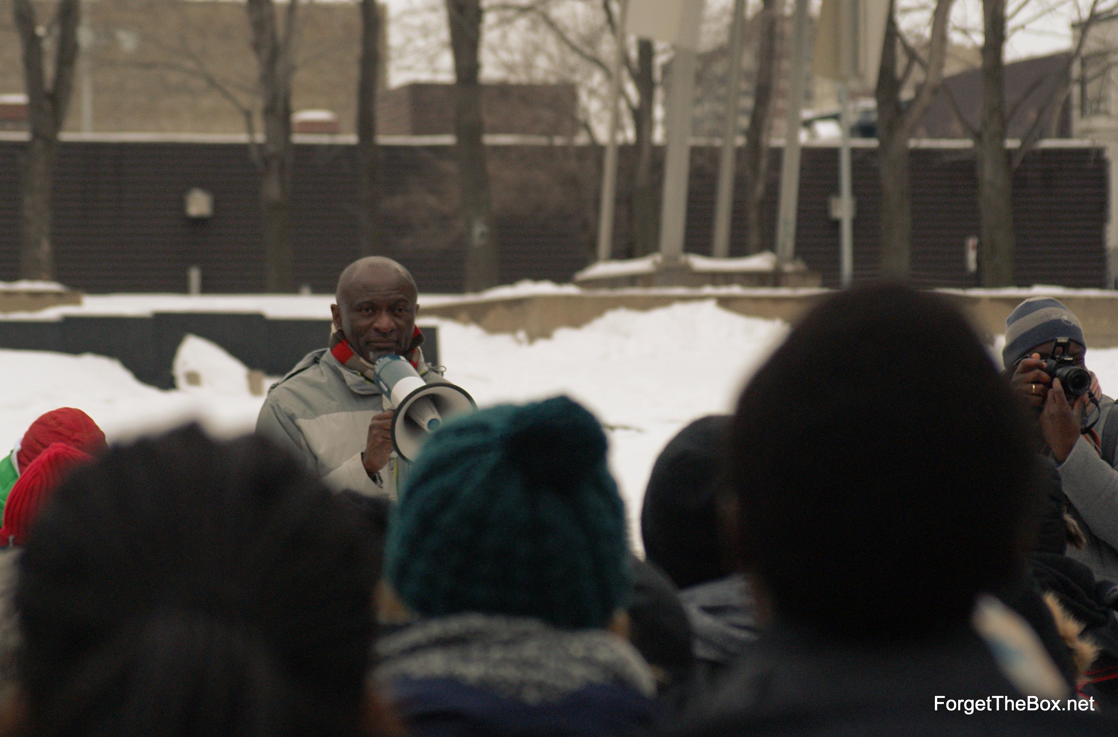Boko Haram Victims Rally Montr