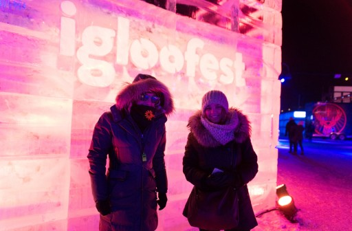Igloofest Opening Night