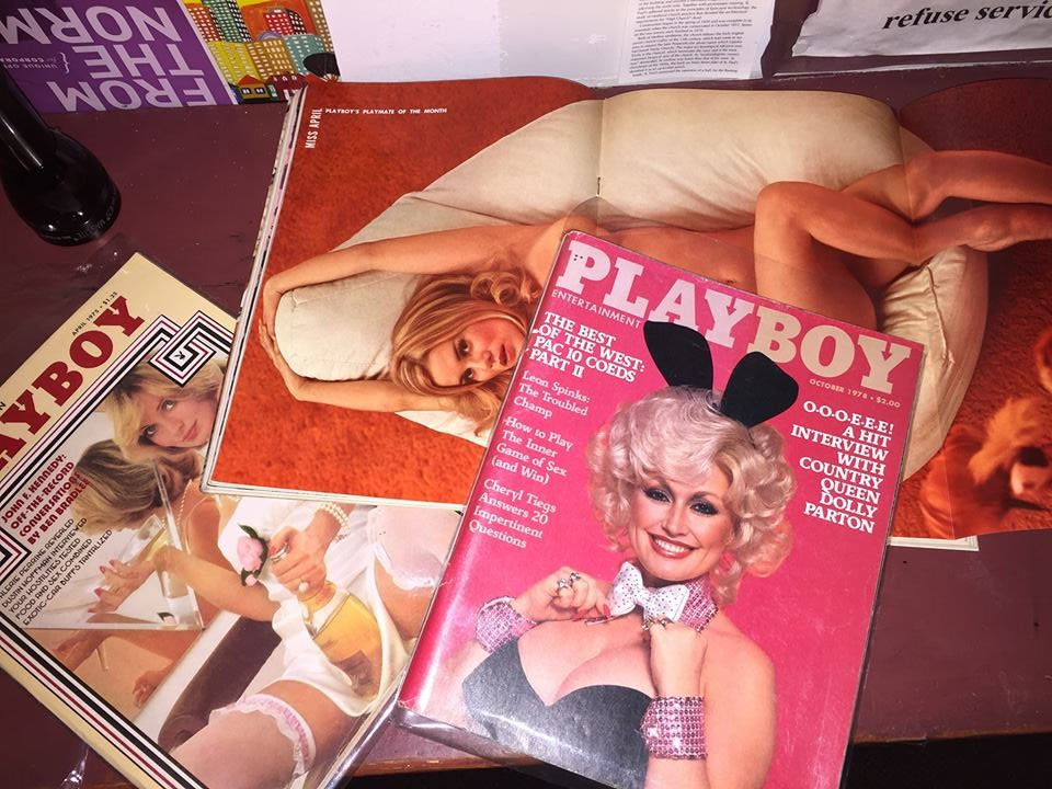 vintage porn covers