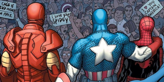 Spiderman MCU header