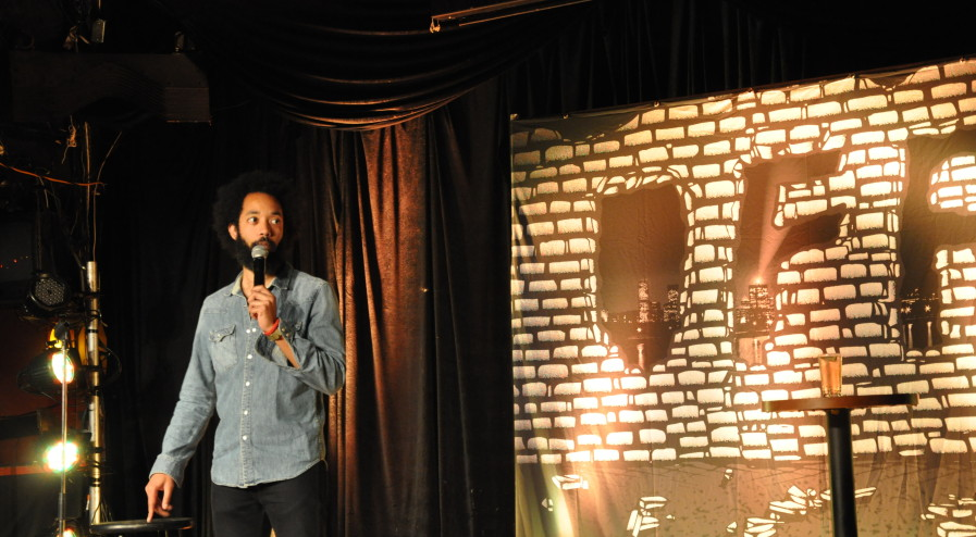 Wyatt Cenac OFF JFL Just for Laughs Montreal (2)
