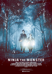 Ninja the Monster Poster
