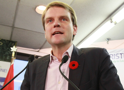 Citizenship and Immigration Minister Chris Alexander (photo by Alex Guibord via Flickr Creative Commons)