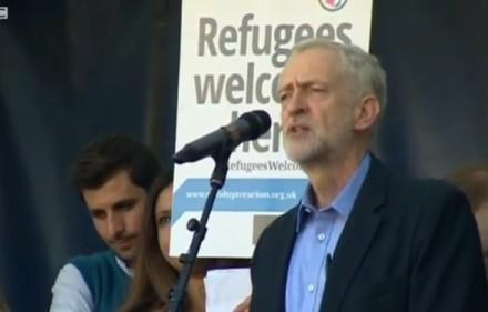 corbyn refugees