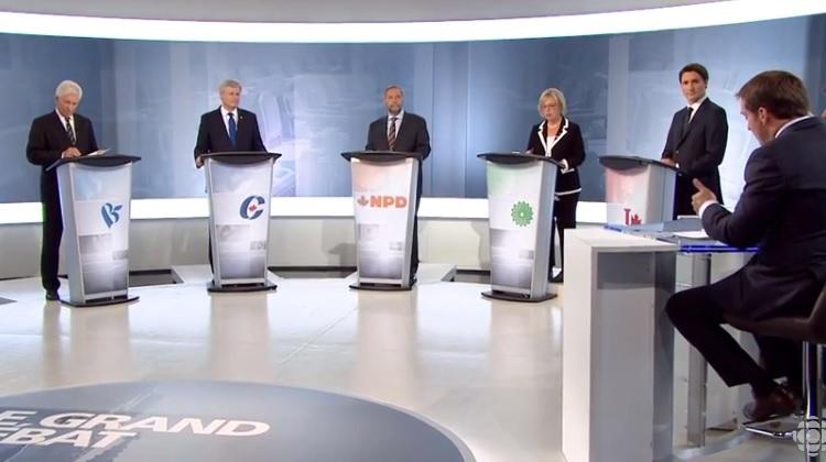 debat des chefs 2015