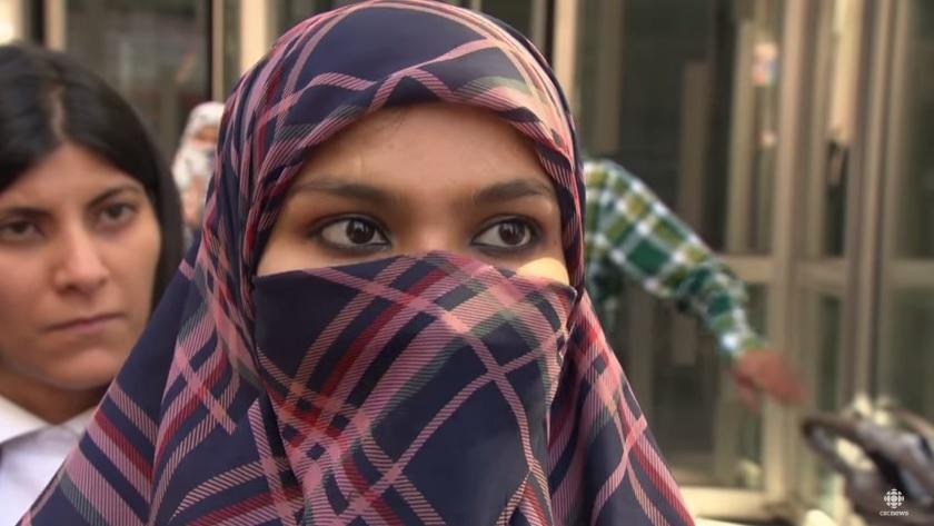 zunera ishaq niqab