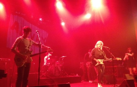 Alvvays Montreal October 20 2015