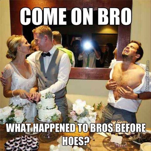bros before hoes
