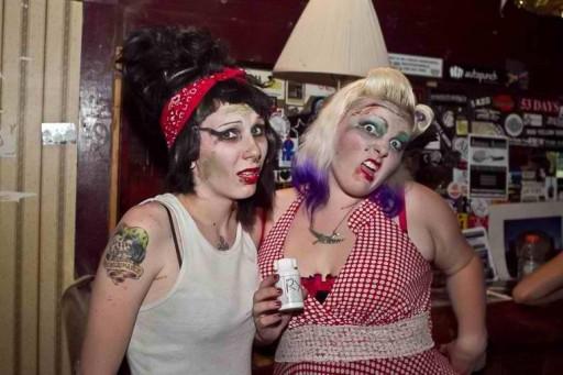 zombie amy winehouse anna nicole smith