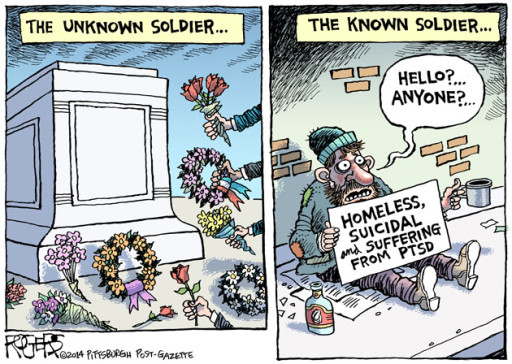 Known Soldier