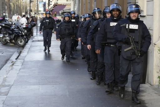 paris riot squad