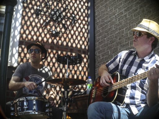 PorchFest NDG (photo by Jesse Anger)