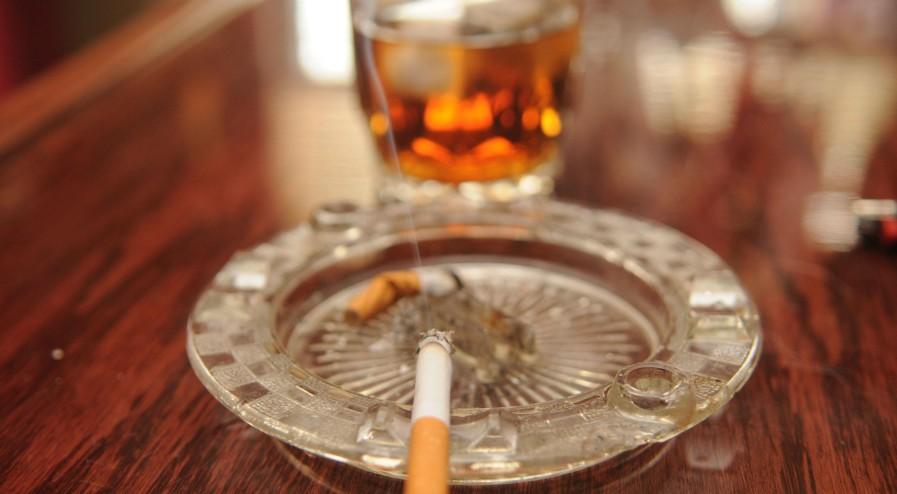 cigarette drink
