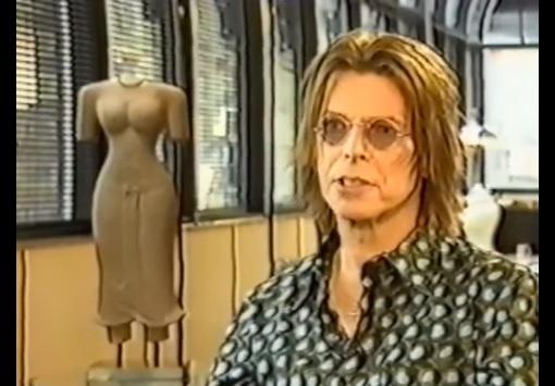 bowie internet interview 1999
