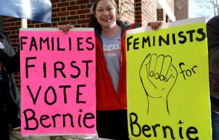 Berning Feminists