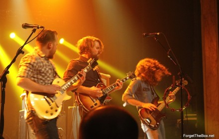 Sheepdogs Corona Theatre Montreal