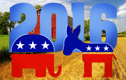 GOP & Democratic primary presidential candidates policy on food issues