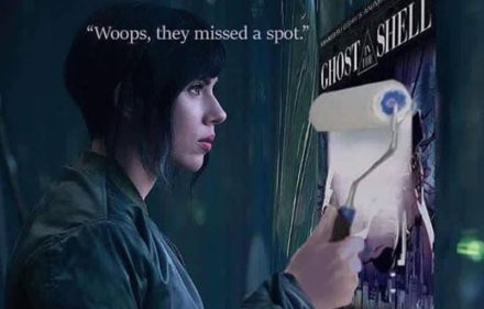 missed a spot ghost in the shell