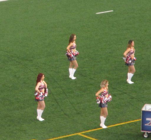 Als Cheerleaders