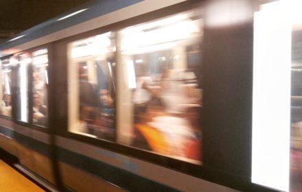 Montreal Metro Azur 11
