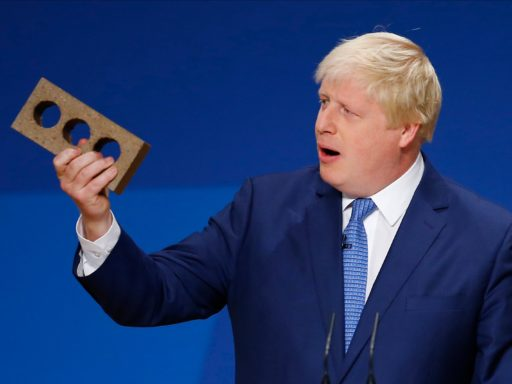 Boris Johnson (Reuters)