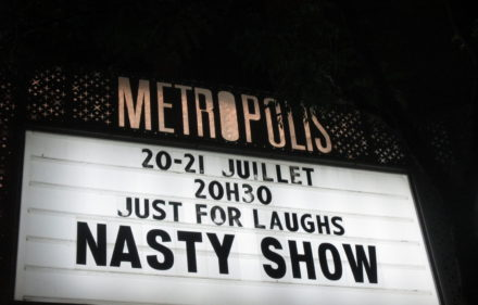 Nasty Show Sign2