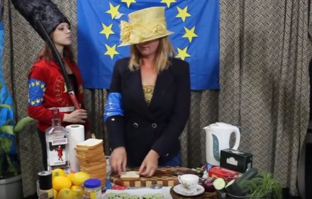 brexit video food
