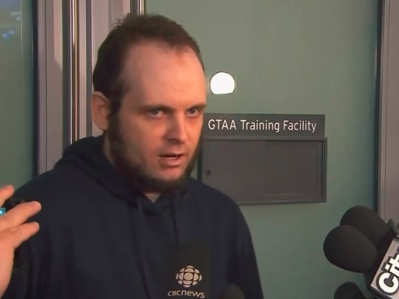 Freed hostage Joshua Boyle arrested for sexual assault