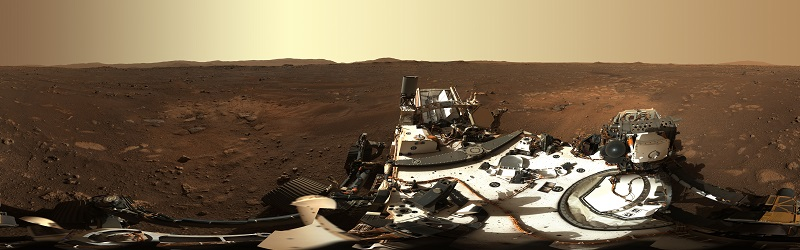 Finally Some Good News...From Mars: Photos, Video and Audio from the Perseverance Rover - Forget The Box - Forget the Box